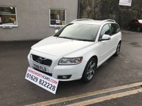 2011 VOLVO V50 1.6 DRIVE SE LUX EDITION S/S 5d 113 BHP £4895.00