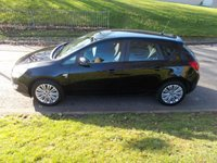 USED 2011 61 VAUXHALL ASTRA 1.4 EXCITE 5d 98 BHP ++LOW MILEAGE CAR COMES WITH A FREE 12 MONTHS AA BREAKDOWN COVER++