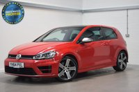 USED 2014 64 VOLKSWAGEN GOLF 2.0 R 3d 298 BHP