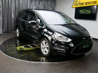 USED 2010 60 FORD S-MAX 2.0 TITANIUM TDCI 5d AUTO 161 BHP £0 DEPOSIT FINANCE AVAILABLE, 7 SEATS, AIR CONDITIONING, BLUETOOTH CONNECTIVITY, CLIMATE CONTROL, CRUISE CONTROL, DAB RADIO, DAYTIME RUNNING LIGHTS, FORD KEYLESS START, PARKING SENSORS, STEERING WHEEL CONTROLS, TINTED WINDOWS, TRIP COMPUTER