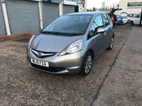 USED 2010 10 HONDA JAZZ 1.3 I-VTEC SI 5d 98 BHP FULL SERVICE HISTORY 7 STAMPS LAST DONE AUGUST 18-1 FORMER KEEPER-5 DOOR-ALLOYS-A/C
