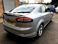 "USED 2011 61 FORD MONDEO 2.0 TITANIUM X SPORT TDCI 5 DOOR, ONLY 1 FORMER KEEPER 72K ONLY 72K, 5 SERVICES, UPGRADED 19"" ALLOYS, STUNNING CAR"