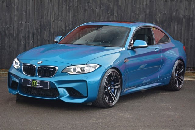 2017 17 BMW M2 3.0 M2 2d AUTO 365 BHP