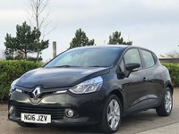 2016 RENAULT CLIO 1.5 PLAY DCI 5d 89 BHP £7495.00