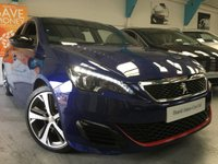 USED 2016 16 PEUGEOT 308 1.6 GTI THP S/S BY PEUGEOTSPORT 5d