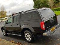 USED 2013 13 NISSAN NAVARA 2.5 DCI TEKNA 4X4 SHR DCB 1d AUTO 188 BHP