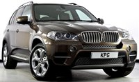 USED 2011 11 BMW X5 3.0 40d SE xDrive 5dr Full BMW Service History +++