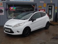 USED 2010 04 FORD FIESTA 1.4 ZETEC TDCI 3d 69 BHP 58K ONLY 58K  £20 a year road tax