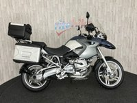 2005 BMW R1200GS R 1200 GS 04 ABS FULL LUGGAGE 12 MONTHS MOT 2005 05  £3990.00