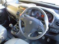 USED 2016 65 PEUGEOT BIPPER 1.2 HDI PROFESSIONAL 75 BHP SWB CAR DERIVED PANEL VAN (SIDE DOOR) +E/W+E/M+SIDE DOOR+