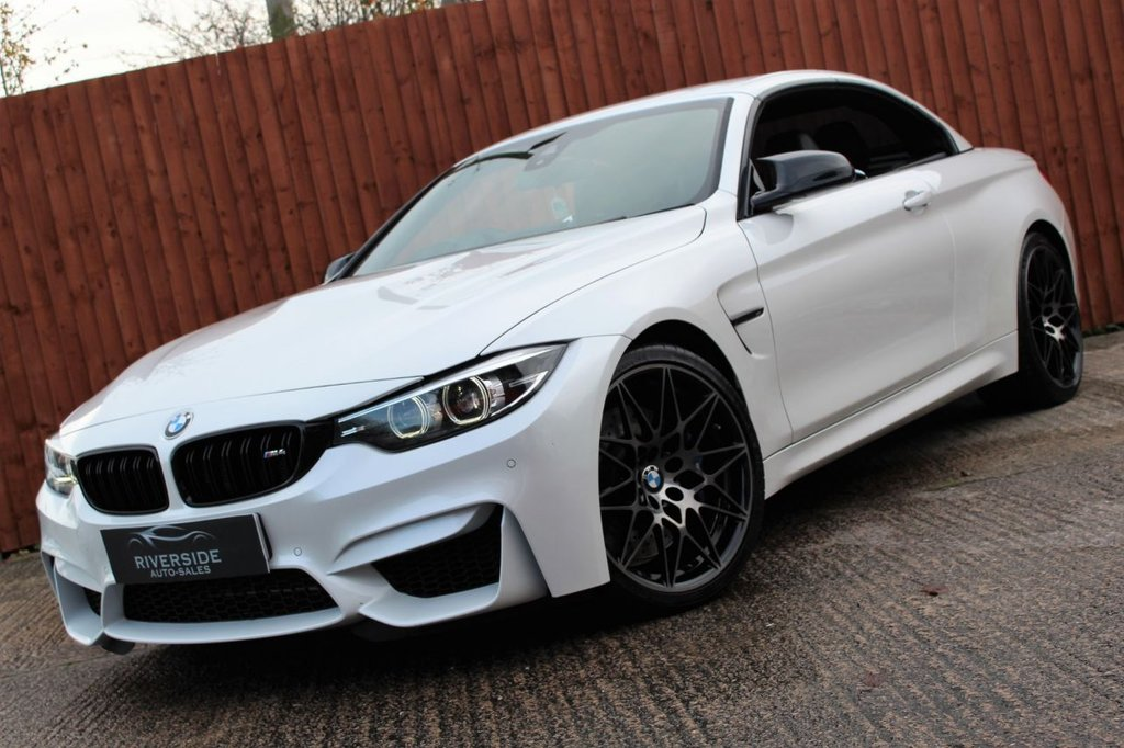 2018 Bmw M4 M4 Competition 45 995