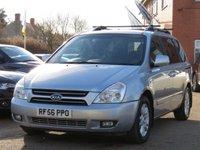 2007 KIA SEDONA 2.9 TS 5d 183 BHP £1495.00