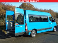 2011 RENAULT MASTER 2.3DCI MM33 100BHP MWD 5 SEATER DISABLED PASSENGER MINI BUS £13995.00
