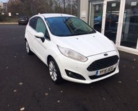 USED 2015 15 FORD FIESTA 1.0 TITANIUM ECOBOOST (100PS) THIS VEHICLE IS AT SITE 2 - TO VIEW CALL US ON 01903 323333