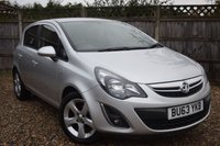 USED 2013 63 VAUXHALL CORSA 1.2 SXI AC 5d 83 BHP Free 12  month warranty