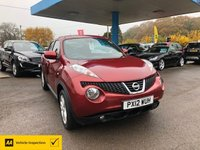 USED 2012 12 NISSAN JUKE 1.5 ACENTA PREMIUM DCI 5d 110 BHP NEED FINANCE? WE CAN HELP
