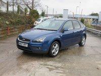 2007 FORD FOCUS 1.6 TITANIUM 5d 116 BHP £2995.00