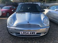 2004 MINI CONVERTIBLE 1.6 ONE 2d 89 BHP £2600.00