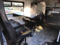 USED 2010 10 FORD TRANSIT WELFARE MESS VAN 2.4 350 H/R 1d 115 BHP 8 SEATS KITCHEN WC