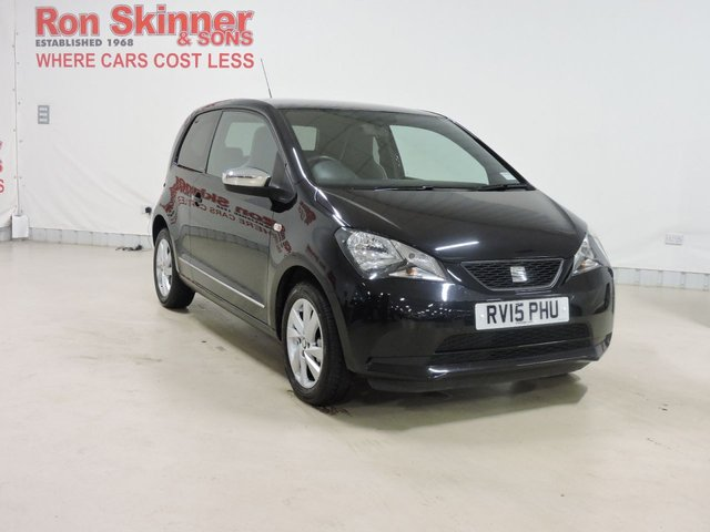View our 2015 15 SEAT MII 1.0 MII BY MANGO 3d 74 BHP