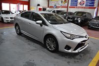 USED 2015 65 TOYOTA AVENSIS 2.0 D-4D BUSINESS EDITION 4d 141 BHP