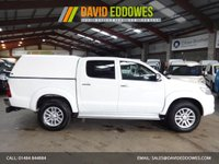 "USED 2016 16 TOYOTA HI-LUX 2.5 ICON 4X4 D-4D DOUBLE CAB PICK UP - ONE OWNER-SERVICE HISTORY ""YOU'RE IN SAFE HANDS"" - AA DEALER PROMISE"