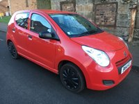 USED 2014 14 SUZUKI ALTO 1.0 SZ 5d 68 BHP Zero Road Tax