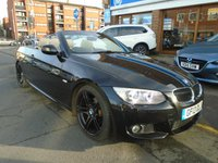2013 BMW 3 SERIES 2.0 320D M SPORT 2d AUTO 181 BHP £11994.00