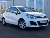 USED 2015 15 KIA RIO 1.2 VR7 3d 84 BHP BALANCE OF KIA WARRANTY REMAINING!