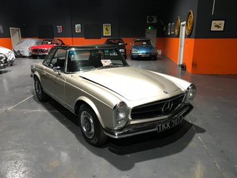1970 MERCEDES-BENZ SL