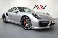 USED 2016 16 PORSCHE 911 3.8 TURBO PDK 2d AUTO 532 BHP