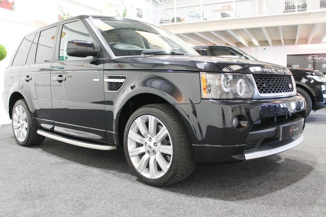 2011 61 LAND ROVER RANGE ROVER SPORT 3.0 TDV6 STORMER EDITION 5d AUTO 245 BHP