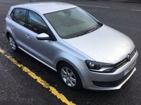 USED 2010 60 VOLKSWAGEN POLO 1.2 SE 5d 70 BHP OUR  PRICE INCLUDES A 6 MONTH AA WARRANTY DEALER CARE EXTENDED GUARANTEE, 1 YEARS MOT AND A OIL & FILTERS SERVICE. 6 MONTHS FREE BREAKDOWN COVER.    CALL US NOW FOR MORE INFORMATION OR TO BOOK A TEST DRIVE ON 01315387070 !! !! LIKE AND SHARE OUR FACEBOOK PAGE !!