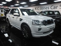 2013 LAND ROVER FREELANDER 2.2 SD4 DYNAMIC 5d AUTO 190 BHP £15990.00