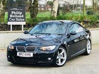 2007 BMW 3 SERIES 3.0 335D SE 2d AUTO 282 BHP M-SPORT STYLING £SOLD