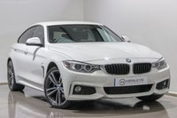 USED 2016 66 BMW 4 SERIES GRAN COUPE 2.0 420D XDRIVE M SPORT GRAN COUPE 4d AUTO 188 BHP