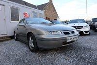 1997 VAUXHALL CALIBRA 2.5 V6 24v Auto ( 168 bhp ) £SOLD