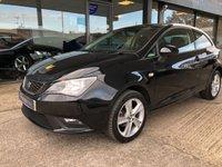 2014 SEAT IBIZA 1.4 TOCA 3d 85 BHP £4995.00