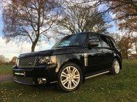 2009 LAND ROVER RANGE ROVER 3.6 TDV8 VOGUE 5d AUTO 271 BHP £19950.00