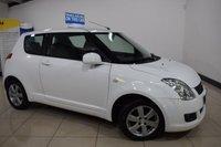 2011 SUZUKI SWIFT 1.3 SZ4 3d 91 BHP £2895.00