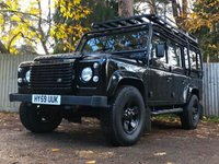 USED 2009 59 LAND ROVER DEFENDER 2.4TDi 4x4 px swap EXTREMELY LOW MILES, FSH