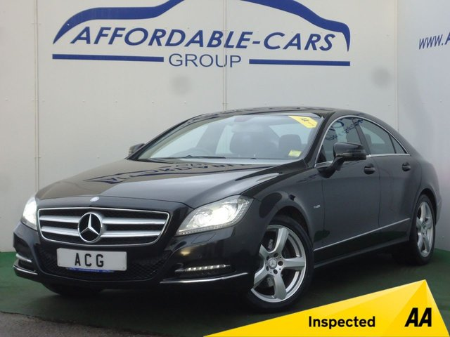 View our MERCEDES-BENZ CLS