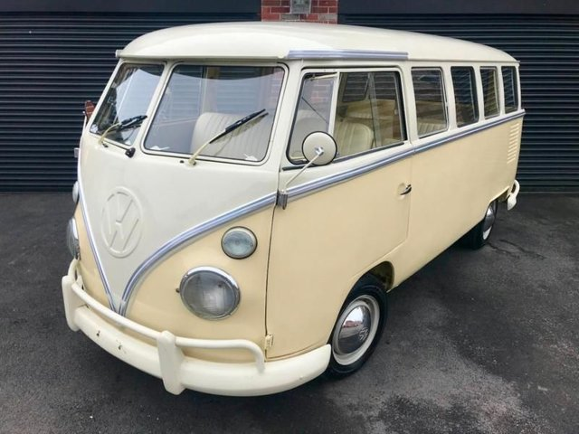 1970 VOLKSWAGEN VW CAMPER VW T1 split screen bus camper px swap