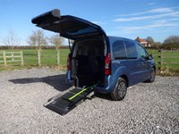 2015 PEUGEOT PARTNER 1.6 TEPEE ACTIVE 5d 98 BHP HORIZON SE ALLIED WHEELCHAIR CONVERSION £10490.00