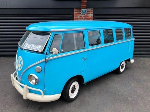 1970 VOLKSWAGEN VW CAMPER 1971 VW T1 Split screen classic bus camper px swap