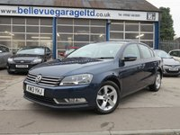 USED 2013 13 VOLKSWAGEN PASSAT 2.0 S TDI BLUEMOTION TECHNOLOGY 4d 139 BHP