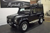 2006 LAND ROVER DEFENDER 90 2.5 90 TD5 XS STATION WAGON 3d 120 BHP £16500.00