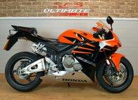 2007 HONDA CBR600 RR-6 SUPER SPORTS 600CC £3295.00
