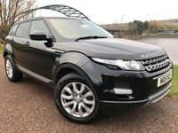 2015 LAND ROVER RANGE ROVER EVOQUE 2.2 SD4 PURE TECH 5d 190 BHP £24990.00