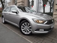 USED 2015 65 VOLKSWAGEN PASSAT 1.6 SE TDI BLUEMOTION TECHNOLOGY 5d 119 BHP *** FINANCE & PART EXCHANGE WELCOME *** 1 OWNER £ 20 ROAD TAX BLUETOOTH PHONE ADAPTIVE CRUISE CONTROL, PARKING SENSORS DAB RADIO AUX & USB SOCKETS